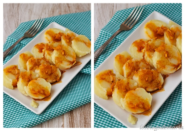 Patatas al pimentón