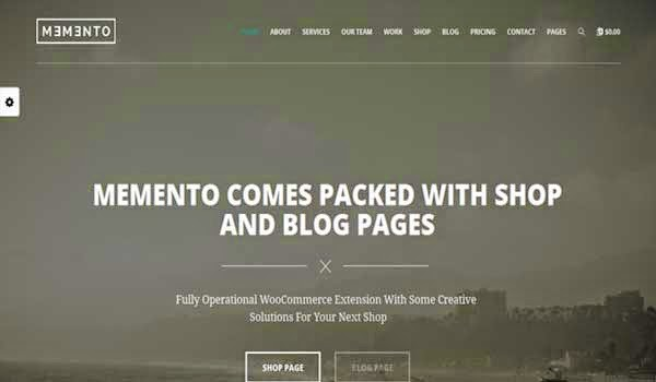 One-Page-WordPress-Theme-With-WooCommerce
