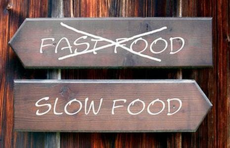 Tendencia Slow Food, movimiento Slow Food, principios del Slow Food