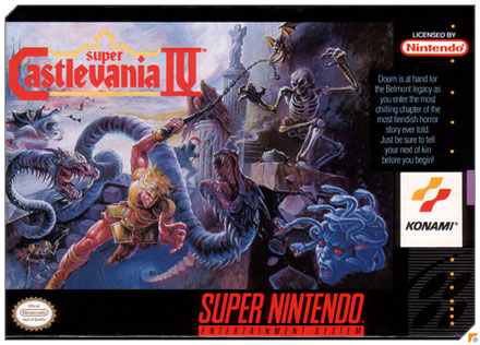castlevania 4 snes 