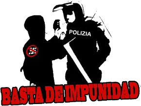 Basta de impunidad antifascista