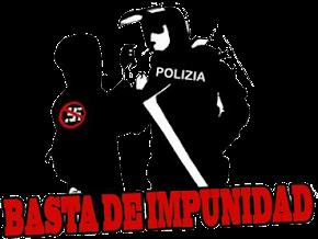 Basta de impunidad antifascista