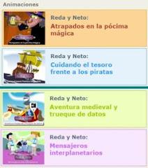 Aventuras de Reda y Neto