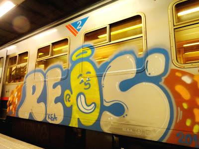 reis graffiti