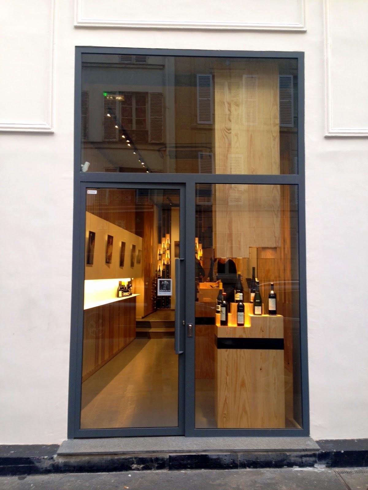 Top Bolli's Kitchen: la faute au vin - LA nouvelle cave à vin de Paris! WJ74