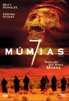 Assistir 7 Múmias - Dublado