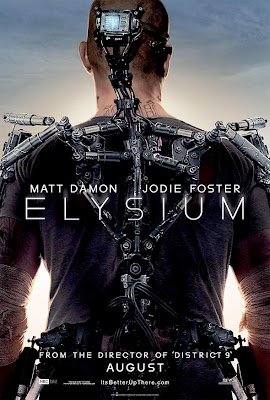 Elysium Film Barat (Box Office) Terbaru Agustus 2013