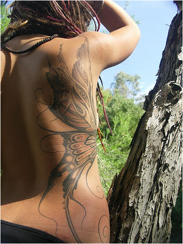Secrets Behind Butterfly Tattoos for Girl