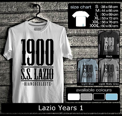 kaos distro lazio years 1