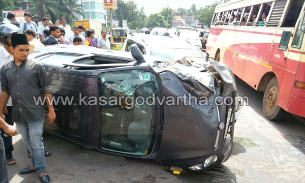 Kasaragod, Kerala, Accident, Police, Nullippady, Accident in Nullippady.