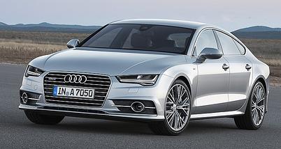 2016 Audi A7 Redesign
