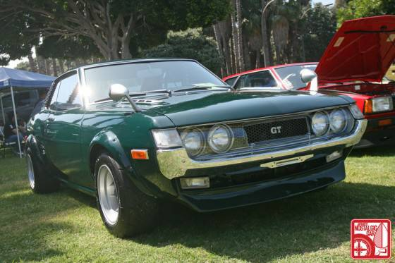 Daily Turismo 42 Of 50 Mary 1972 Toyota Celica