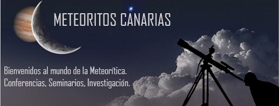 Meteoritos Canarias