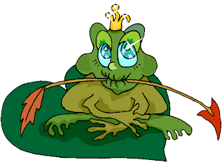 The Frog Prince Free Clipart