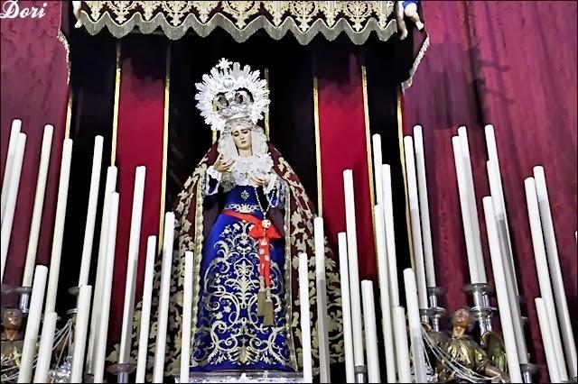 Triduo María Santísima del Buen Fin 2014