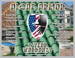 Algae Armor