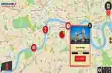 Traveling The World: un juego que permite viajar por el mundo en Google Maps