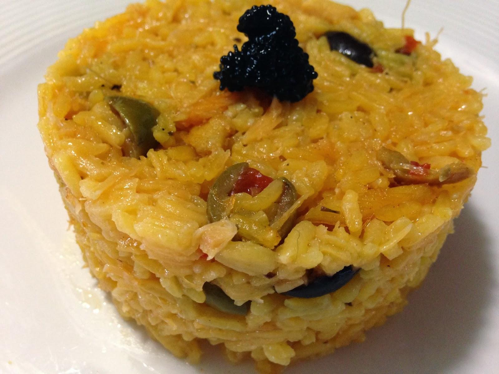 Con mucho gusto mario arroz con bacalao - Arroz blanco con bacalao ...