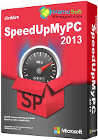 Free Download Uniblue SpeedUpMyPC 2013 With Serial key