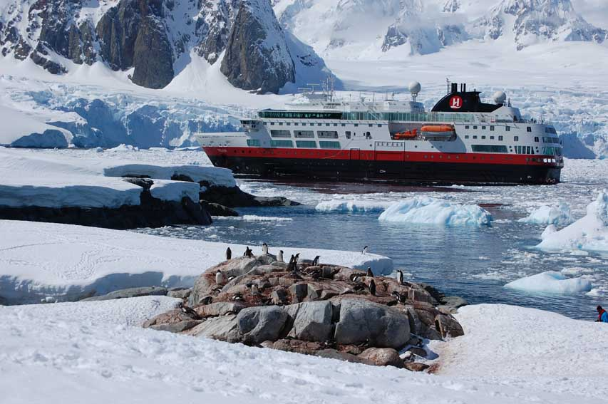 Time Spent At Sea Cruise Blog Antarctic Savings With Hurtigruten