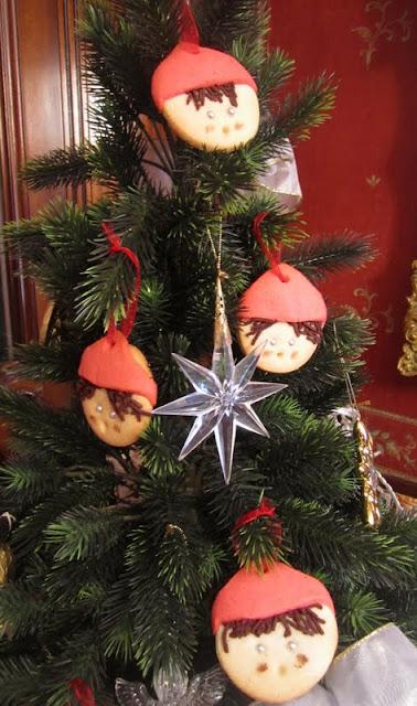 galletas duende Navidad