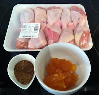 Brigitte 39 S Kitchen And Home Lady Marmalade Chicken Legs