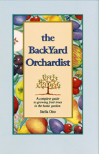 backyard  orchadist book cover