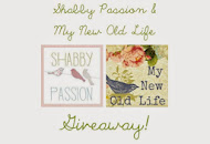 GIVEAWAY MY NEW OLD LIFE & SHABBY PASSION