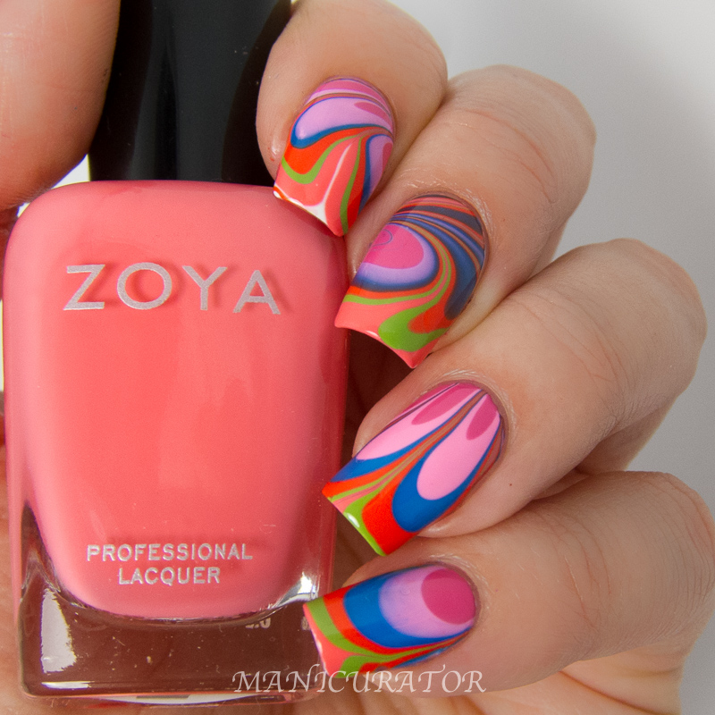 Zoya-Tickled-Watermarble-Nail-Art-Wendy