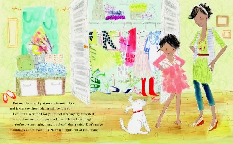 mamasVIB | V. I. BOOKCLUB: Build a classic library for kids (I Had A Favorite Dress), V. I. BOOKCLUB | Build a classic library (I Had A Favorite Dress) | Boni Ashburn |fashionable books for kids | crafty books for kids | my fave dress | classic library | kids books | classic books for children | style | fashion | mamasVIB
