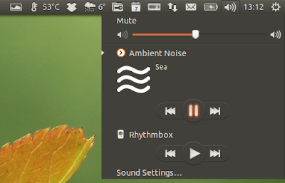 Ambient Noise Player