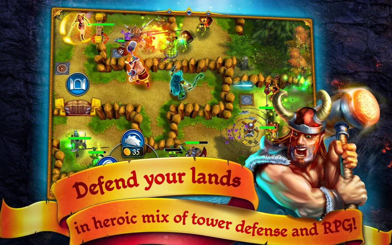 Defenders of Suntoria v1.1.0 Mod [Unlimited Money]