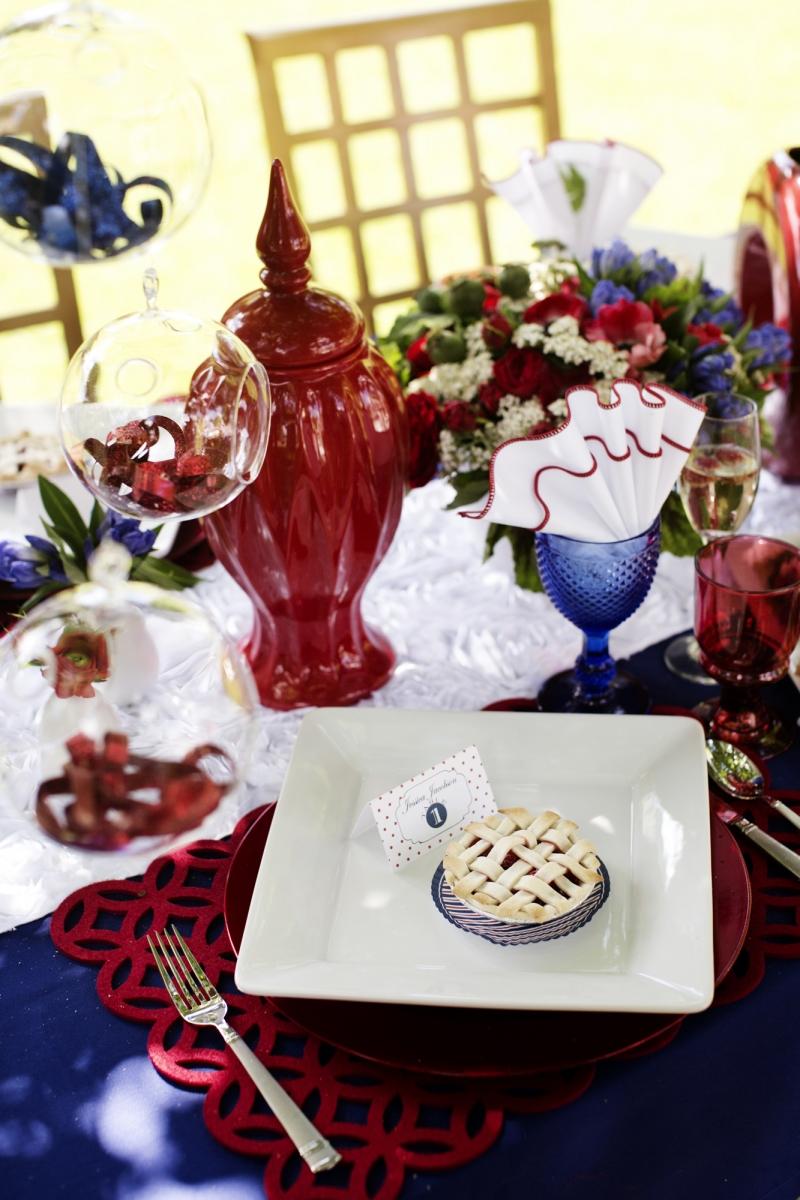 wedding talk fourth of july patriotic wedding ideas. Black Bedroom Furniture Sets. Home Design Ideas