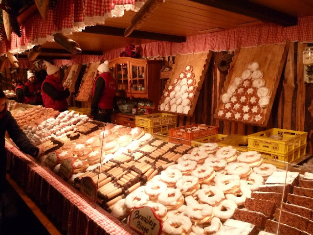 mercatini di natale, vienna