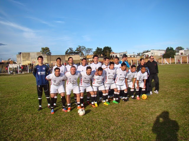 Revelações do futebol gaúcho marcaram presença na Abertura do Campeonato Nortense de Futebol Amador