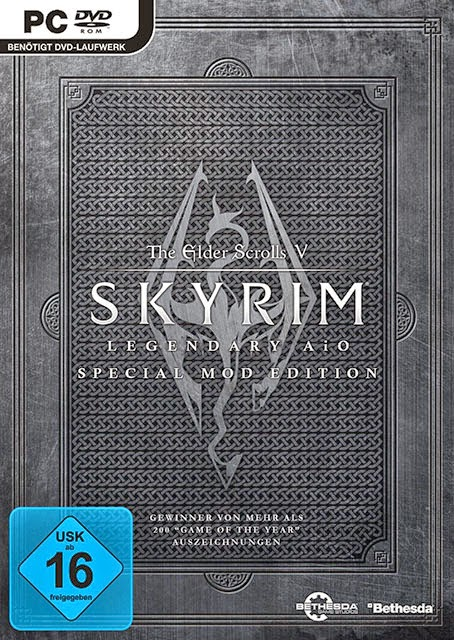 The Elder Scrolls V Skyrim Legendary PC Game