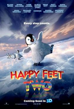 Happy Feet 2: O Pinguim Dublado 2011