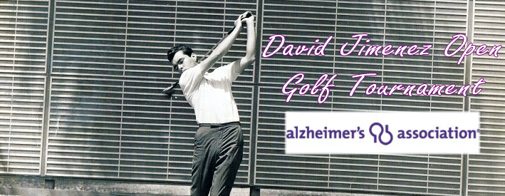 David Jimenez Open Golf Tournament
