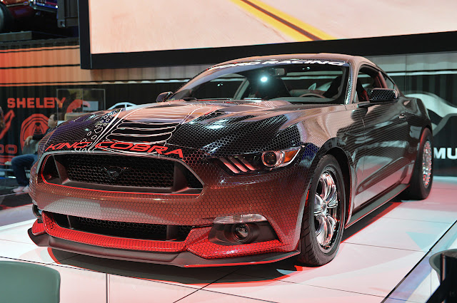 2016 Ford Mustang Cobra