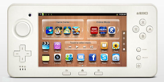 """JXD S603 4.3"""" Resistive Screen Android 2.3.4 Game Console"""