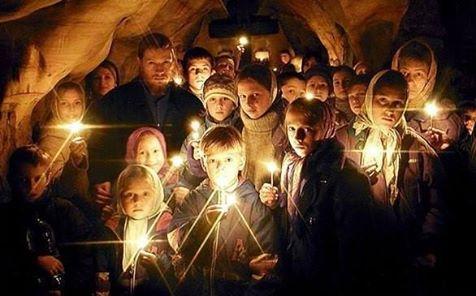 Σαρακοστή 2018 στην Ιερά Μονή Παναγίας Χρυσοπηγής