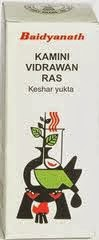 Kamini Vidrawan Ras Baidyanath