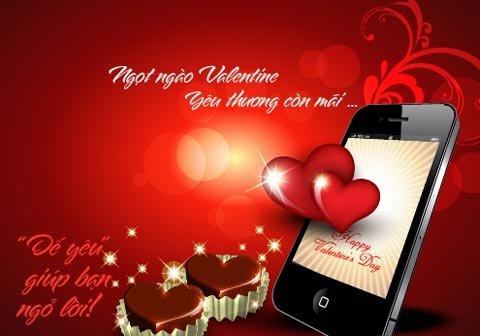 Những Lời Chúc Valentine dành cho những ai yêu mà không dám nói