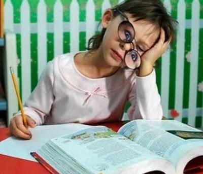 Stres Menular Kepada Anak Anda