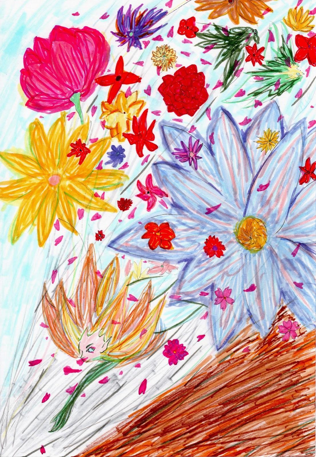 咲ク、散ル、春ハ / Blooming, and Fall, Spring