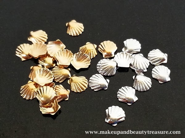 Born Pretty Store Metal Shell Stud
