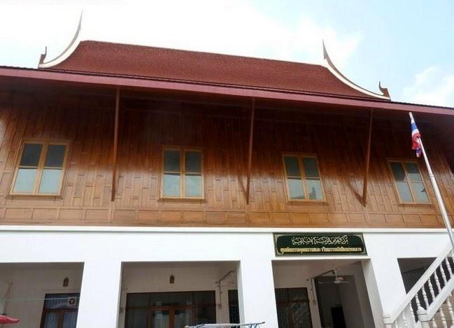 BangLuang-Mosque-Bangkok-Thailand