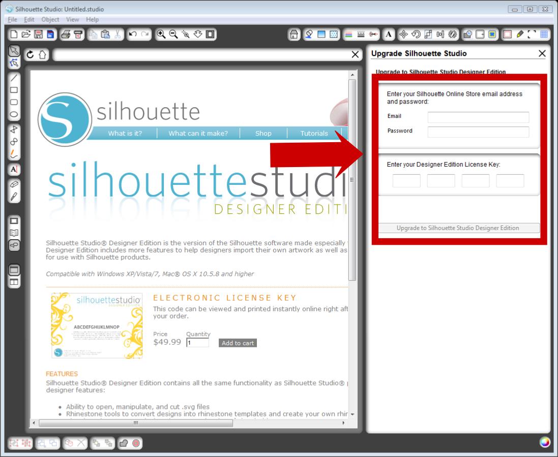 Silhouette Designer Software Coupon Code