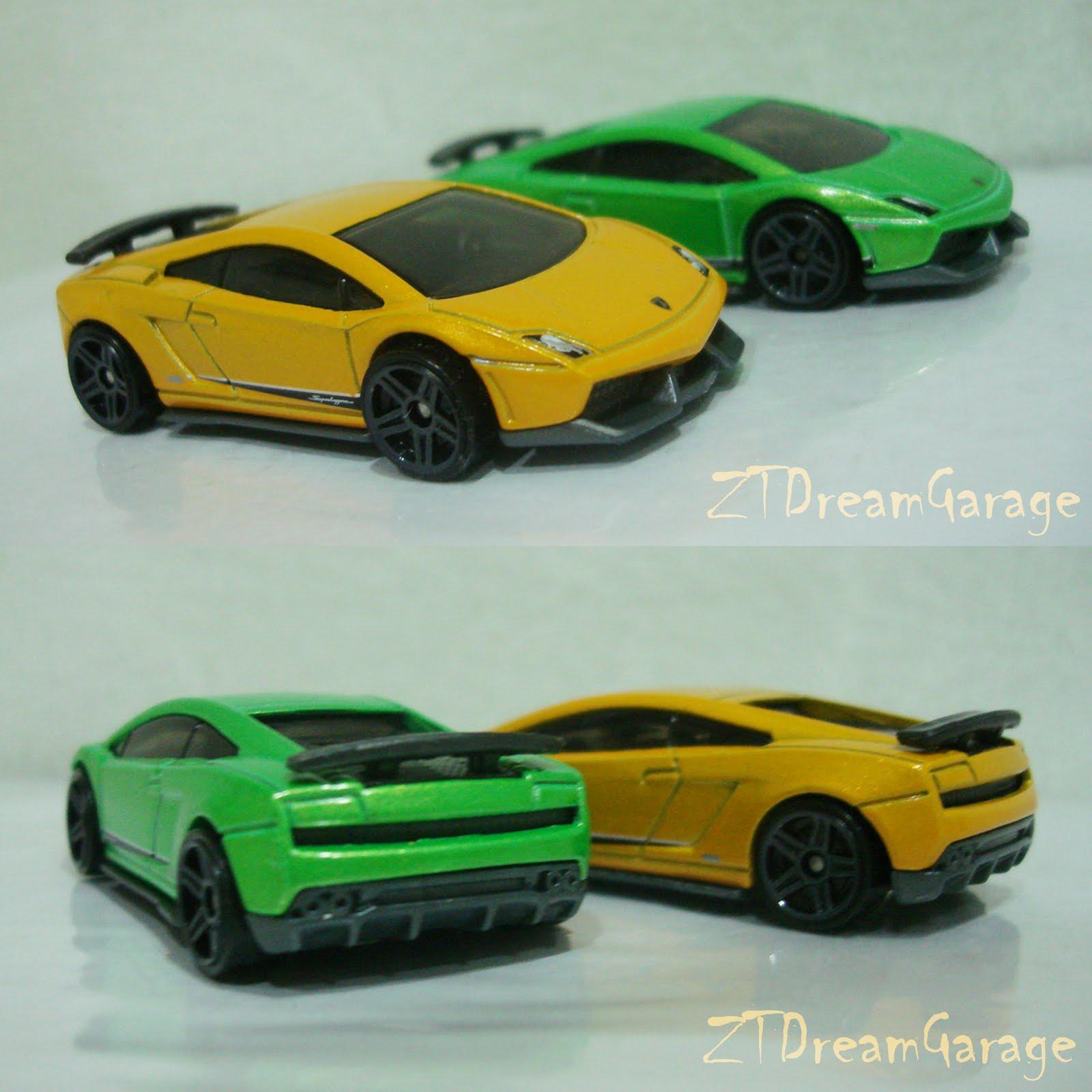 2011 Lamborghini Gallardo Exterior: ZT's Dream Garage: LP570-4 Superleggera