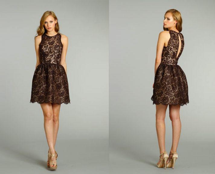 Black Tie Wedding Short Or Long Dress